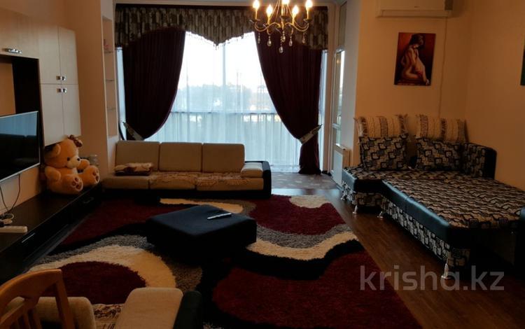 1-комнатная квартира, 54 м², 5/20 эт., Брусиловского 163 — Шакарима за 24.5 млн ₸ в Алматы, Алмалинский р-н