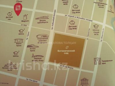 2-комнатная квартира, 59.53 м², проспект Туран — Ханов Керея и Жанибека за ~ 16.6 млн 〒 в Нур-Султане (Астана), Есиль р-н — фото 5