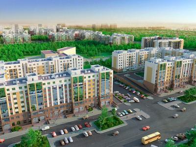 3-комнатная квартира, 84.32 м², 37-я за ~ 26.5 млн 〒 в Нур-Султане (Астана), Есиль р-н