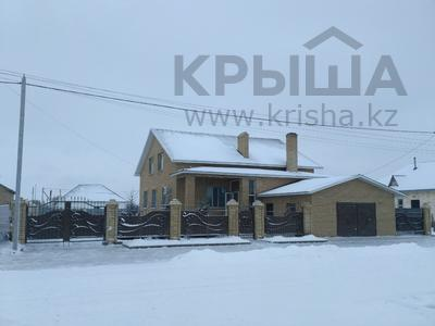 5-комнатный дом, 269 м², 10 сот., Сабита Муканова 30 за 36.5 млн ₸ в Акмоле