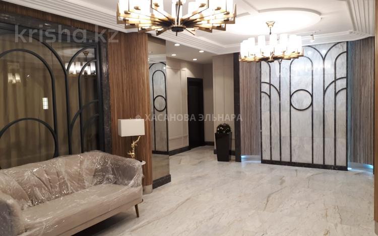 3-комнатная квартира, 123 м², 13/22 этаж, Достык 10/1 за 67 млн 〒 в Нур-Султане (Астана), Есиль р-н