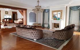 9-комнатный дом, 940 м², 17 сот., Байшешек — Ремизовка за 650 млн ₸ в Алматы, Бостандыкский р-н