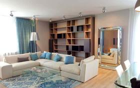 3-комнатная квартира, 150 м² помесячно, проспект Достык 132 — Жолдасбекова за 500 000 〒 в Алматы, Медеуский р-н