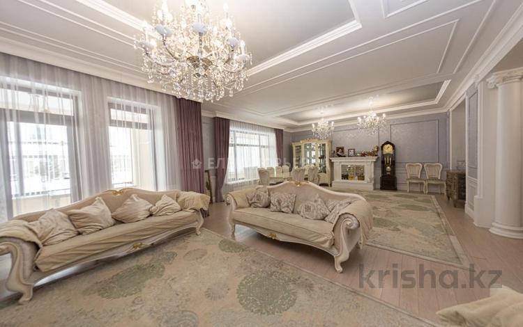 6-комнатный дом, 318 м², 10 сот., Шиели 5 за 225 млн 〒 в Нур-Султане (Астана), Есиль р-н
