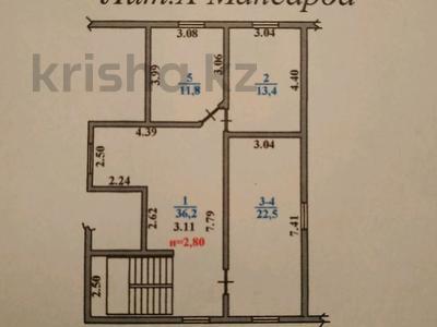 5-комнатный дом, 195 м², 8 сот., мкр Алгабас, Пер. Тауелсыздык 1 — Жаухар за 39 млн ₸ в Алматы, Алатауский р-н — фото 2