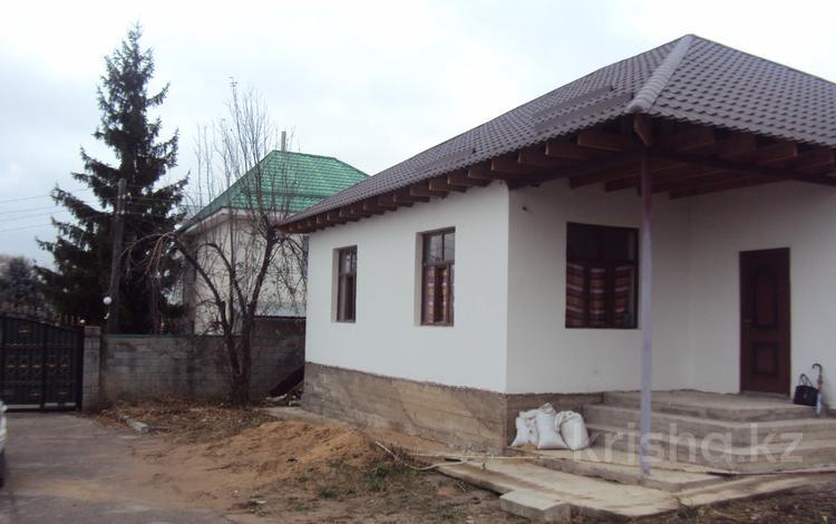 "4-комнатный дом, 110 м², 9 сот., Пкст ""Береке"" — Верх. Каскеленск. трасса за 6.5 млн ₸"