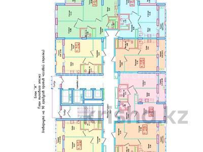 1-комнатная квартира, 42.91 м², 15/18 эт., Ахмета Байтурсынова — 62 за ~ 8.8 млн ₸ в Астане, Алматинский р-н — фото 3