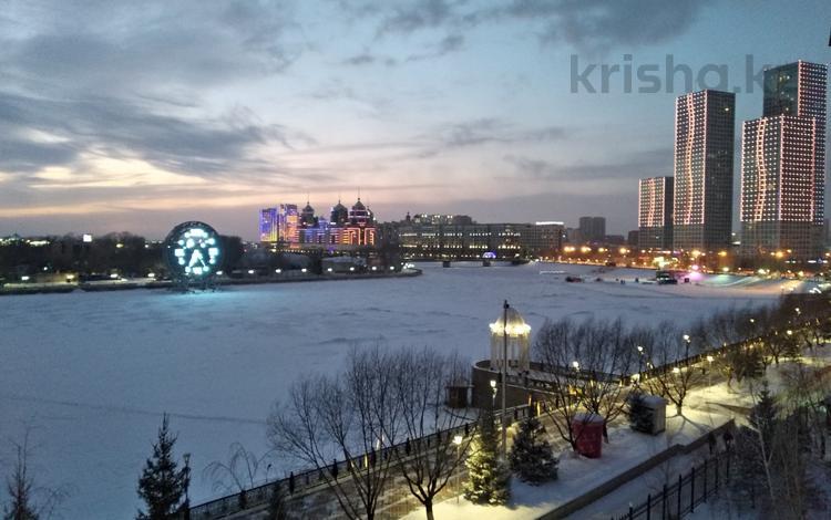 3-комнатная квартира, 113.3 м², 5/11 эт., Мамбетова 2 за 60 млн ₸ в Астане