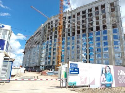 2-комнатная квартира, 63.03 м², 2/12 этаж, Е-10 — проспект Туран за ~ 22.7 млн 〒 в Нур-Султане (Астана), Есильский р-н — фото 10