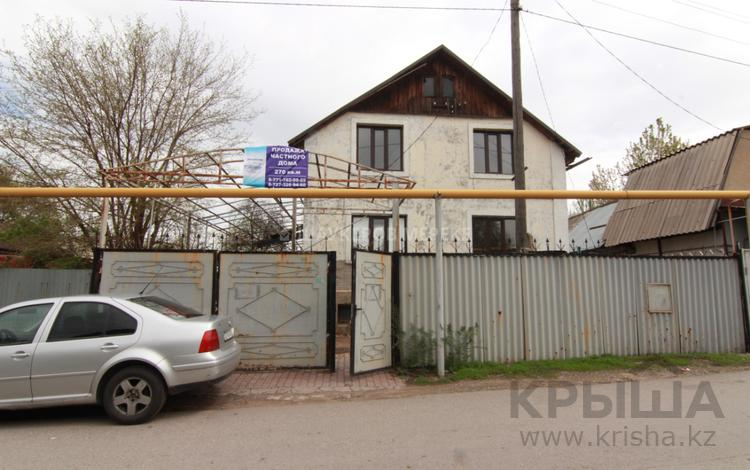 8-комнатный дом, 270 м², 4 сот., Кастекская 14 — Райымбека за 31 млн ₸ в Алматы, Алмалинский р-н