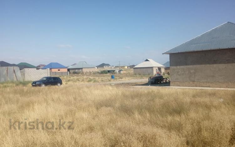 Участок 8 соток, Микрорайон Асар-2 за 5 млн 〒 в Шымкенте, Каратауский р-н