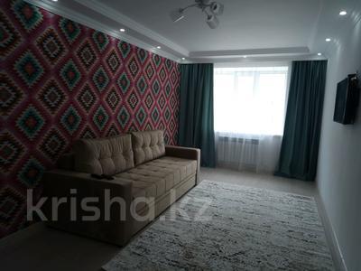 1-комнатная квартира, 45 м², 1/5 этаж посуточно, Мустафа Шокая за 5 000 〒 в Актобе, мкр. Батыс-2 — фото 4