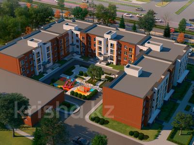 2-комнатная квартира, 53.21 м², 1/3 эт., Коргальжинское шоссе 110 за ~ 9.8 млн ₸ в Нур-Султане (Астана), Есильский р-н