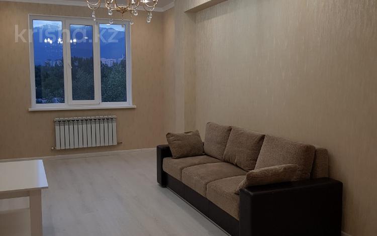 2-комнатная квартира, 53.5 м², 7/7 этаж, мкр №8, улица Абая 41/8 за ~ 24.5 млн 〒 в Алматы, Ауэзовский р-н