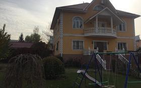 8-комнатный дом помесячно, 570 м², 17 сот., мкр Коктобе за 1.6 млн 〒 в Алматы, Медеуский р-н