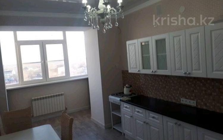1-комнатная квартира, 50 м², 4/10 эт. посуточно, Газиза Жубанова за 7 000 ₸ в Актобе, мкр. Батыс-2
