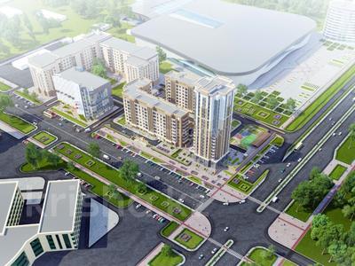 3-комнатная квартира, 101.1 м², 7/8 этаж, проспект Туран за ~ 39.4 млн 〒 в Нур-Султане (Астана), Есиль р-н