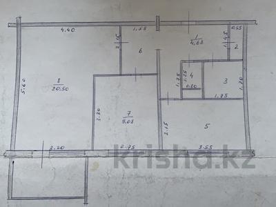 2-комнатная квартира, 50 м², 1/5 эт., 10-й микрорайон 5 за 9.5 млн ₸ в Аксае — фото 2