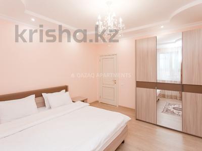 2-комнатная квартира, 65 м², 4/23 эт. посуточно, Сарайшык 7А за 16 000 ₸ в Астане, Есильский р-н — фото 4