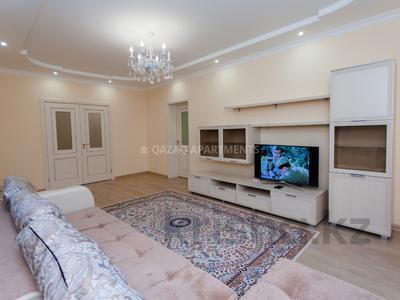 2-комнатная квартира, 65 м², 4/23 эт. посуточно, Сарайшык 7А за 16 000 ₸ в Астане, Есильский р-н — фото 5