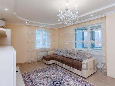 2-комнатная квартира, 65 м², 4/23 эт. посуточно, Сарайшык 7А за 16 000 ₸ в Астане, Есильский р-н — фото 8