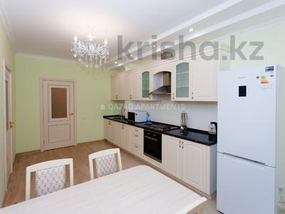 2-комнатная квартира, 65 м², 4/23 эт. посуточно, Сарайшык 7А за 16 000 ₸ в Астане, Есильский р-н — фото 10