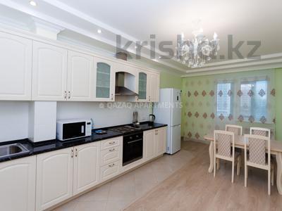 2-комнатная квартира, 65 м², 4/23 эт. посуточно, Сарайшык 7А за 16 000 ₸ в Астане, Есильский р-н — фото 11