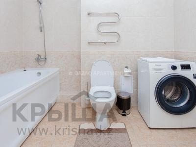 2-комнатная квартира, 65 м², 4/23 эт. посуточно, Сарайшык 7А за 16 000 ₸ в Астане, Есильский р-н — фото 15