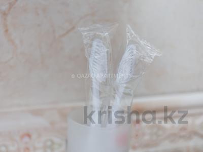2-комнатная квартира, 65 м², 4/23 эт. посуточно, Сарайшык 7А за 16 000 ₸ в Астане, Есильский р-н — фото 17