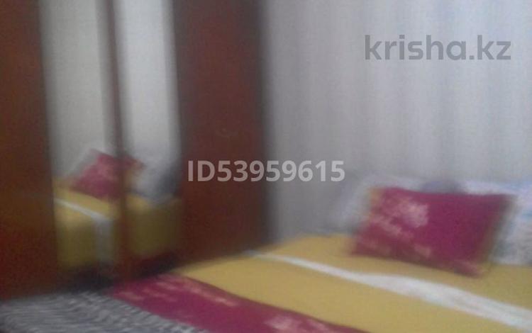 2-комнатная квартира, 60 м², 1/5 этаж посуточно, Кабанбаи батыра 135 за 10 000 〒 в Алматы, Алмалинский р-н