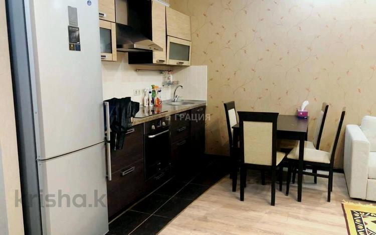 2-комнатная квартира, 54 м², 11/25 этаж помесячно, Каблукова 264/7 за 270 000 〒 в Алматы, Бостандыкский р-н