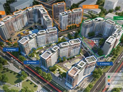 2-комнатная квартира, 75.3 м², Мухамедханова 4А за 27.4 млн 〒 в Нур-Султане (Астана), Есиль р-н