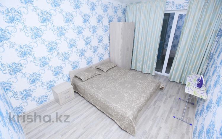 2-комнатная квартира, 55 м², 20/22 эт. посуточно, Кабанбай батыра 46 — Ханов Керея и Жанибека за 10 000 ₸ в Астане, Есильский р-н