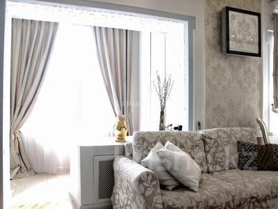 1-комнатная квартира, 34.8 м², 5/5 эт., Шашкина 38 за 23.5 млн ₸ в Алматы, Медеуский р-н — фото 5