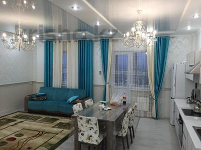 2-комнатная квартира, 60 м² посуточно, Туркестанская 2 — Байтурсынова за 10 000 ₸ в Шымкенте, Аль-Фарабийский р-н — фото 2