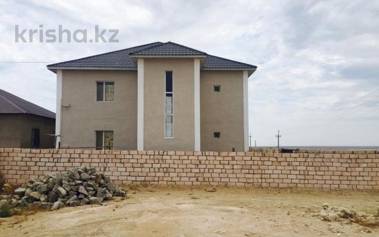 9-комнатный дом, 376 м², 6 сот., Баскудык 78/1 за 25 млн ₸ в Актау
