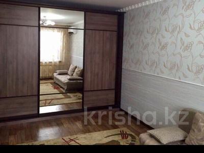 1-комнатная квартира, 37 м², 5/9 эт. посуточно, 11 мкр. 81 за 5 000 ₸ в Актобе, мкр 11 — фото 2