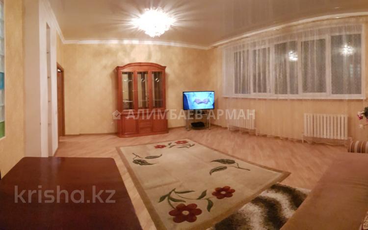 3-комнатная квартира, 95 м², 11/20 этаж, Шамши Калдаякова 1 — Нажимеденова за 25.5 млн 〒 в Нур-Султане (Астана), Алматинский р-н