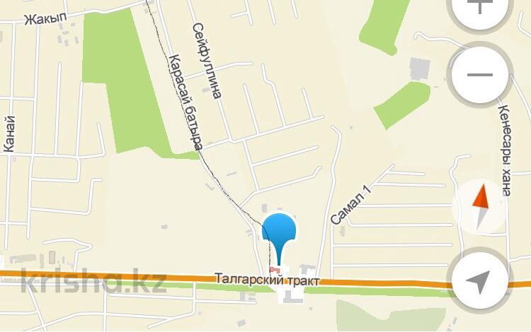 Участок 10 соток, КТЖ Долинка 44 за 12.5 млн 〒 в Туздыбастау (Калинино)