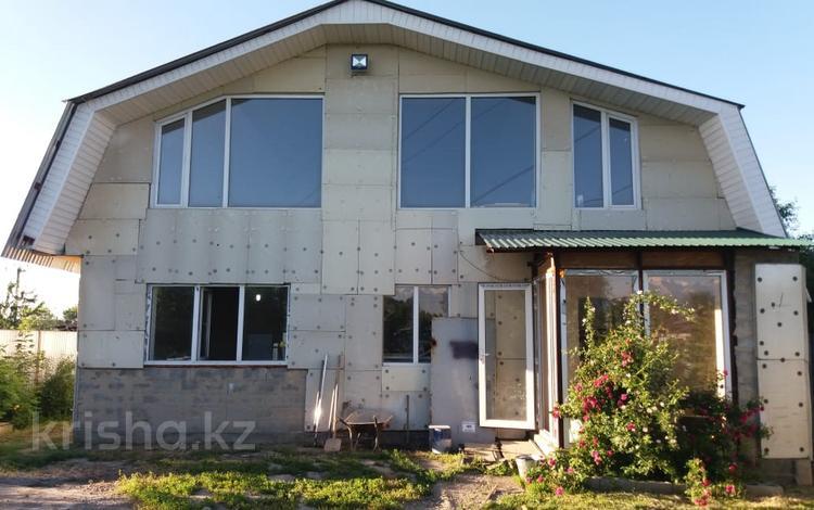5-комнатный дом, 172 м², 8 сот., мкр Первомайское 16 — Интернациональная за 30 млн ₸ в Алматы, Жетысуский р-н