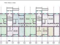1-комнатная квартира, 41.34 м², 1/4 этаж