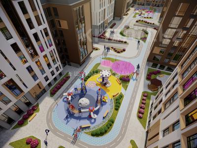 2-комнатная квартира, 55.19 м², 5/22 этаж, Мангилик Ел за ~ 19.7 млн 〒 в Нур-Султане (Астана), Есиль р-н — фото 3