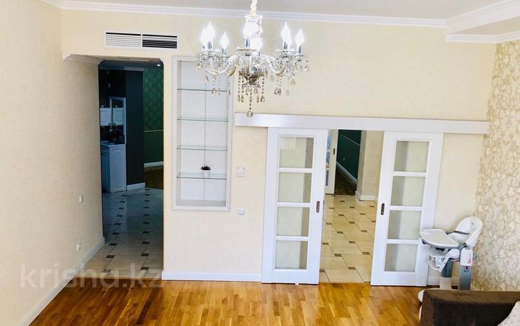 5-комнатная квартира, 155 м², 2/7 эт., мкр Мирас 157/5 за 92 млн ₸ в Алматы, Бостандыкский р-н
