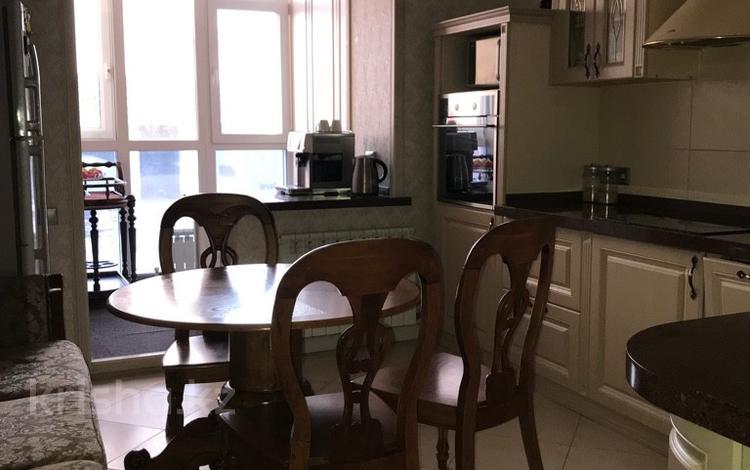 4-комнатная квартира, 110 м², 6/9 этаж, Б. Момышулы за 60 млн 〒 в Нур-Султане (Астана), Алматинский р-н