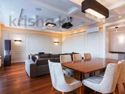 4-комнатная квартира, 200 м², 6 эт. помесячно, Алимхана Ермекова 1/1А за 400 000 ₸ в Нур-Султане (Астана), Есильский р-н