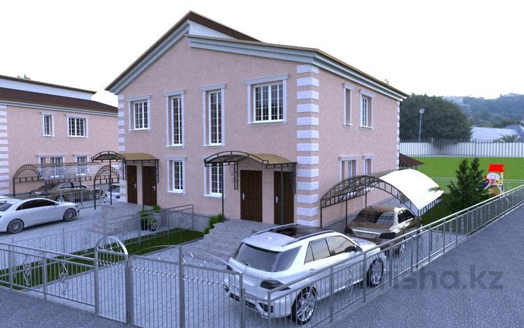 4-комнатный дом, 125 м², 3 сот., Абылай хана за 15.5 млн ₸ в Каскелене