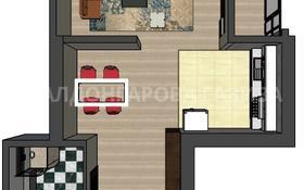 1-комнатная квартира, 56 м², 8/16 этаж, мкр Коктем-3 22 — Мусрепова за 24 млн 〒 в Алматы, Бостандыкский р-н