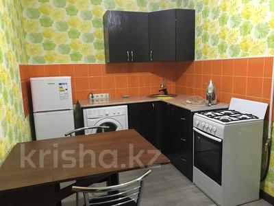 1-комнатная квартира, 35 м², 1/1 этаж посуточно, мкр Достык, Аккогершин за 5 000 〒 в Алматы, Ауэзовский р-н