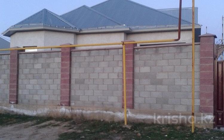 5-комнатный дом, 140 м², 10 сот., ул. Омарова 71 за 18 млн 〒 в Сарыагаш