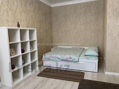 1-комнатная квартира, 45 м², 8/20 эт. посуточно, Кабанбай батыра 29 — Сыганак за 10 000 ₸ в Нур-Султане (Астана) — фото 2